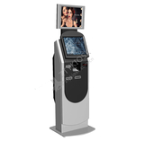 Dual-screen Cash Payment Kiosk