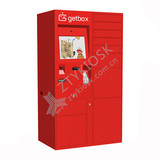 Self-service Postal Locker Kiosk