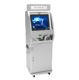 Stainless Steel Payment Kiosk